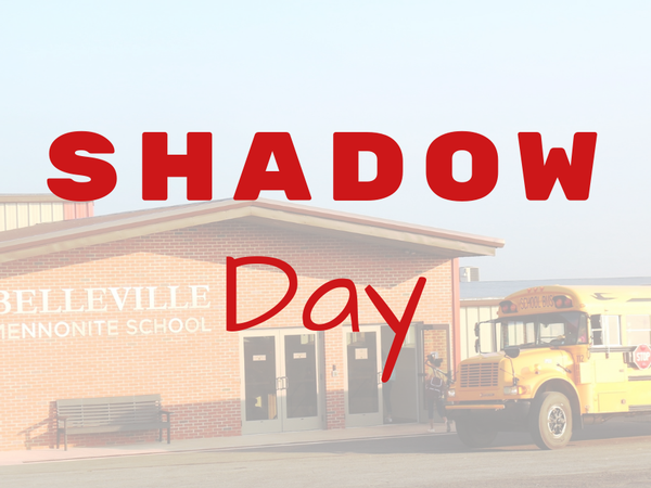 Student Shadow Day